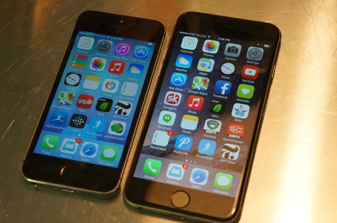 اپل در فکر عرضه آی فون ۶اس مینی ۴اینچی