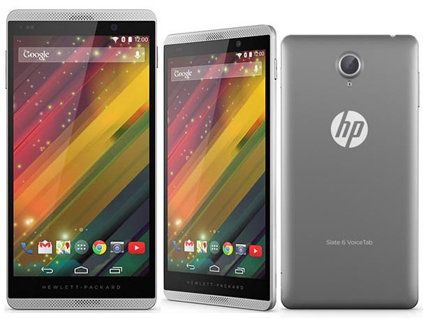 HP فبلت ۶ اینچی خود را در هند عرضه کرد