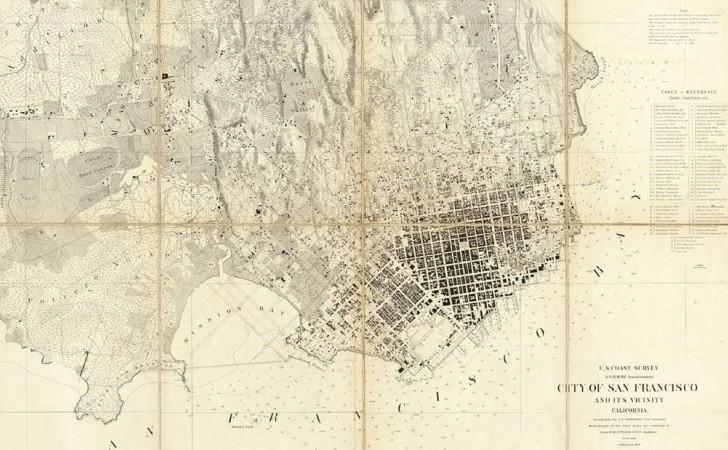 پایان عصر نقشه های کاغذی