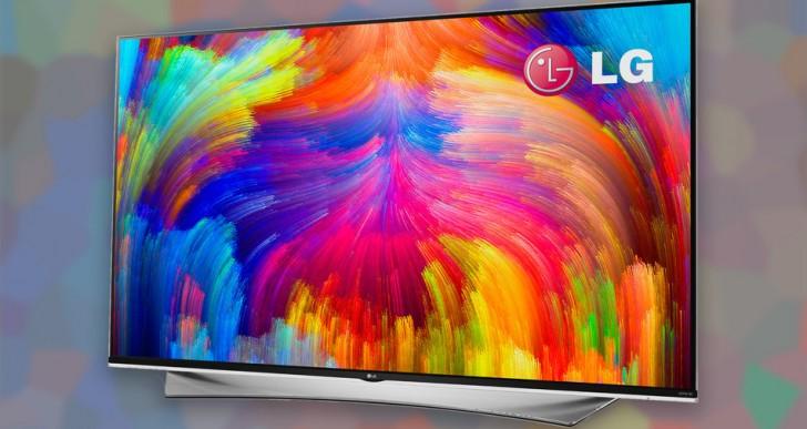 نسل جدید تلوزیون های نقطه کوانتومی از ال جی