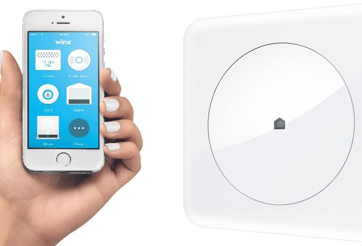به وسیله Wink Hub می توانید کنترل خانه خود را در دست بگیرید