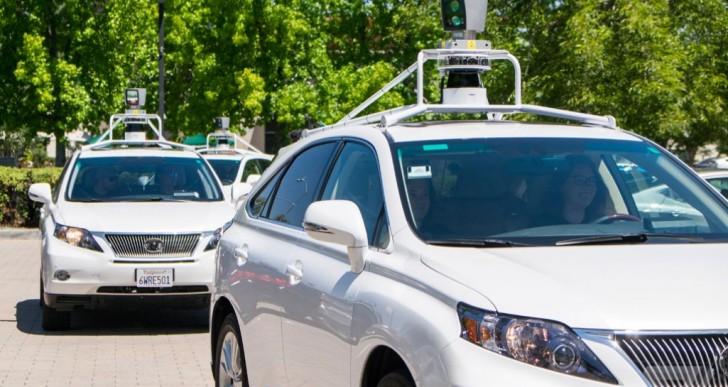 تجربهی سفر با خودروهای بدون راننده گوگل