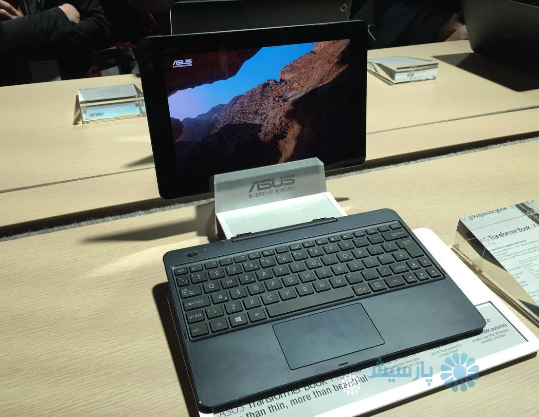 Asus Transformer Book Chi (pictures) - Page 2