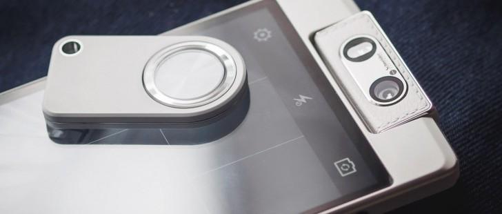 اسمارت فونی با دوربین چرخان: Oppo N3