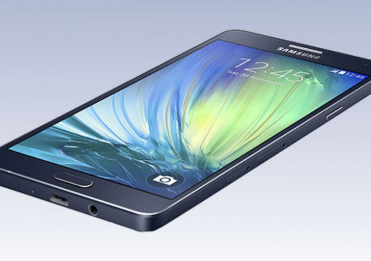 سامسونگ گوشی فوق باریک گلکسی A7 را عرضه خواهد کرد
