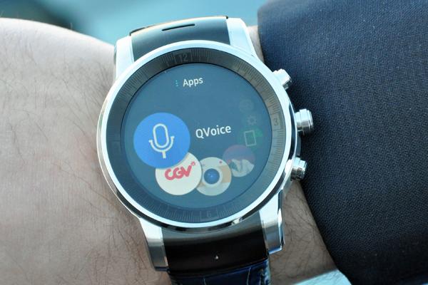 تولید اولین ساعت هوشمند WebOS توسط ال جی