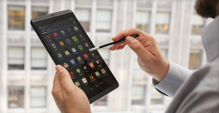 nvidia-shield-tablet UI