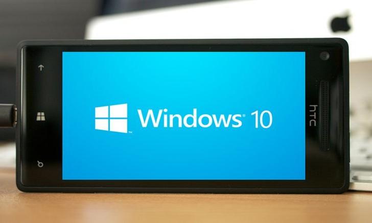 مایکروسافت و پیش نمایش ویندوز ۱۰ بر روی گوشی های همراه