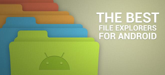 بهترین فایل منیجر های رایگان برای اندروید