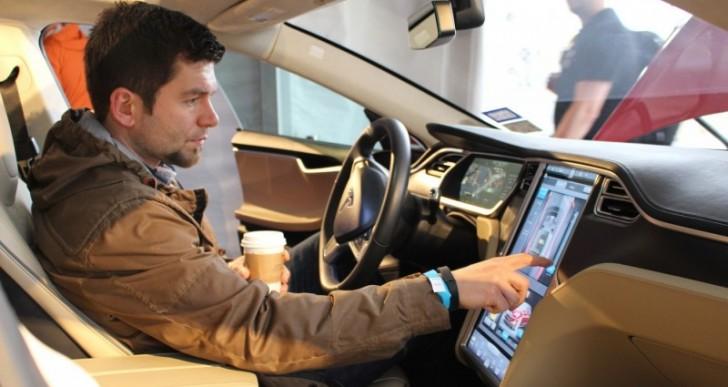رانندگی به کمک اپلیکیشنها