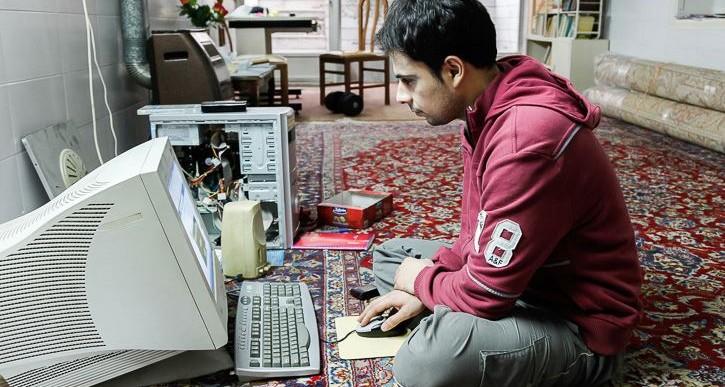 اینترنت در ایران و زیرساخت موجود