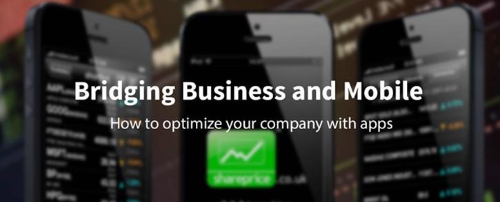 کسبوکار خود را با برنامه موبایل بهبود ببخشید