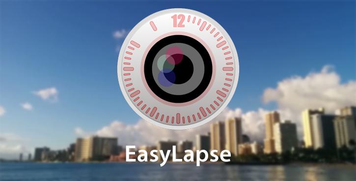 با EasyLapse ساعتها و روزها را در چند ثانیه ببینید