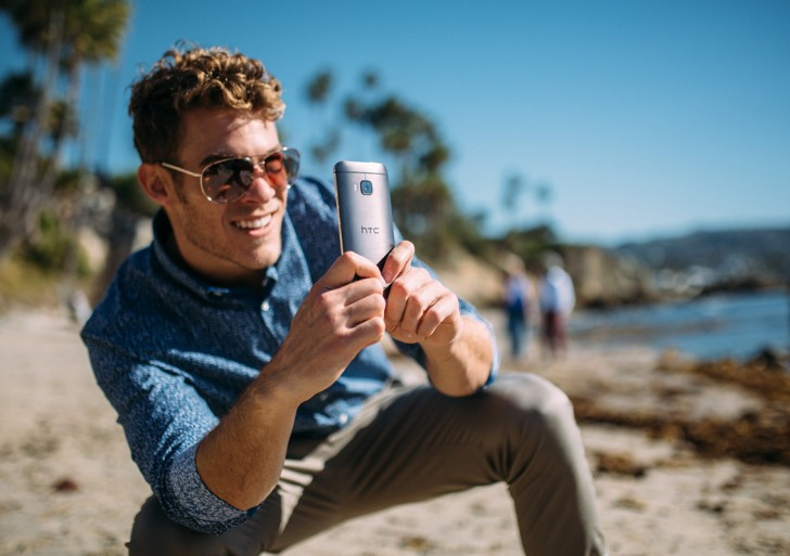بررسی سپر فولادی HTC One M9