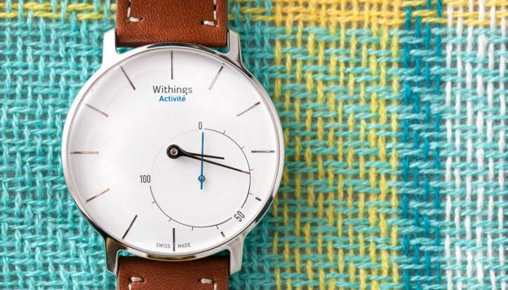 ساعت هوشمند اکتیویته