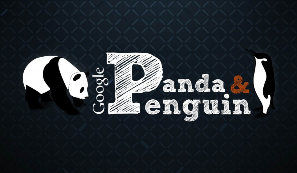 سئو و الگوی پاندا و پنگوئن