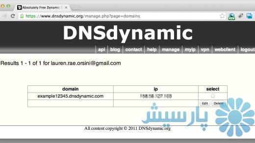 DNSdynamic2