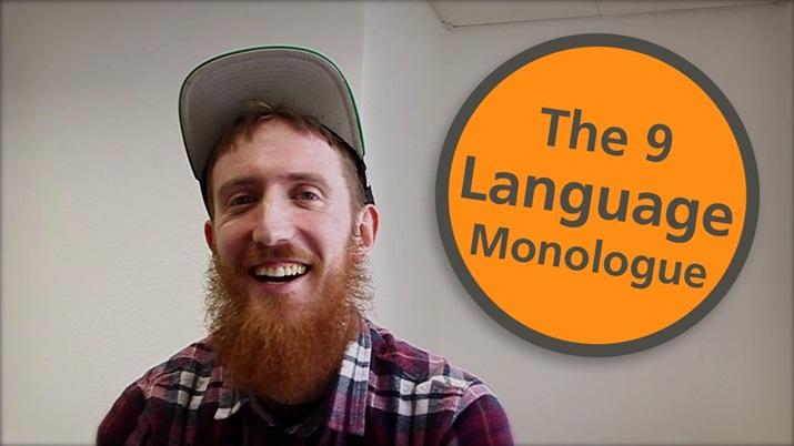 مصاحبه با متیو یولدن: چگونه ۹ زبان زنده دنیا را بیاموزیم؟