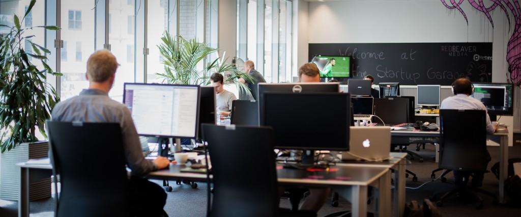 iMinds-startup-garage