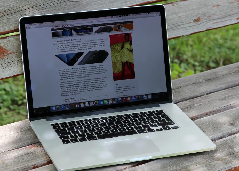 Apple MacBook Pro Retina 15-3