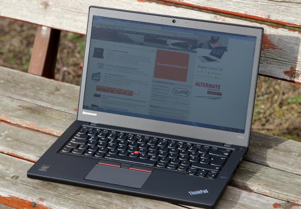 Lenovo ThinkPad T450s Ultrabook 1