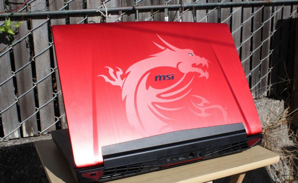 Xotic PC MSI GT72S 6QF Dragon 1