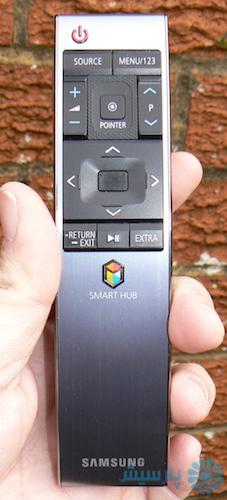 SamsungUE40JU7000SmartRemote