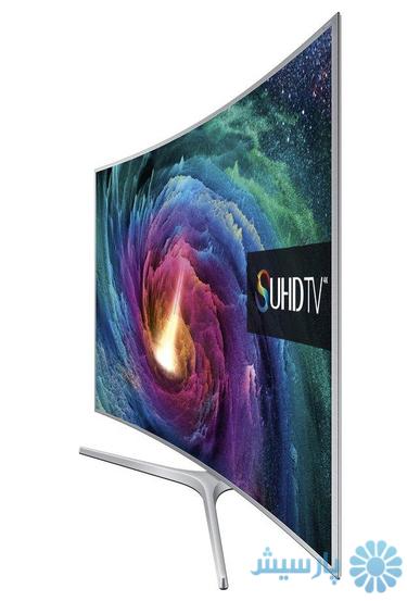 Samsung55Js9000SteepAngle