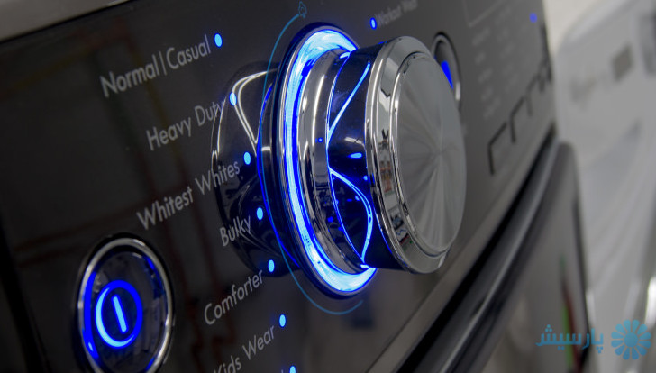 Digital washing machine