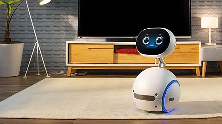 Zenbo روبات هوشمند ایسوس معرفی شد