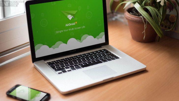 AirDroid ابزاری تمام عیار برای مدیریت گوشی اندرویدی با کامپیوتر