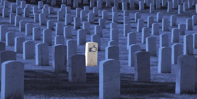 وقتی میمیریم چه برسرحسابهای کاربری ما درشبکههای اجتماعی میآید؟