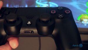 َشارژ دسته PS4